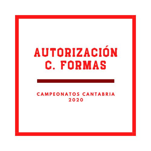 Autorización paterna Formas-3