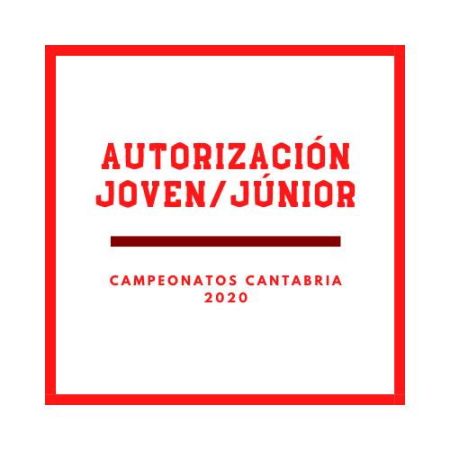 Autorización paterna Joven&Júnior-2