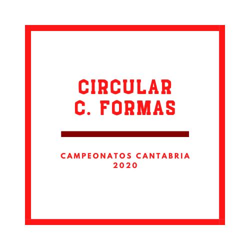 Circular Campeonato Formas-2